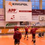 29.10.2016 - APP Krispol Września - KPS Siedlce